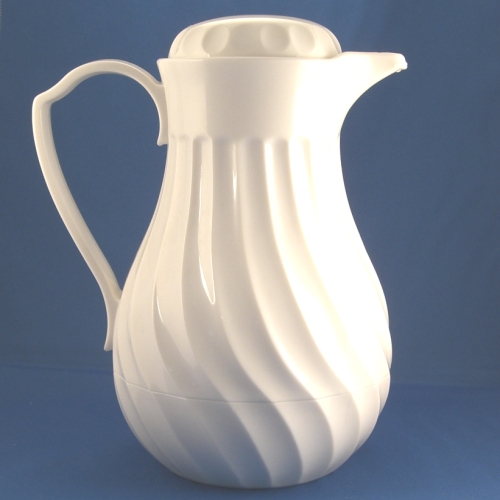40 oz White Carafe C-2