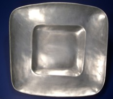 Polished Square Cast Aluminum C