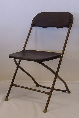 brown chair
