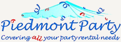 Oakland area party supply rentals | Piedmont Party Rentals